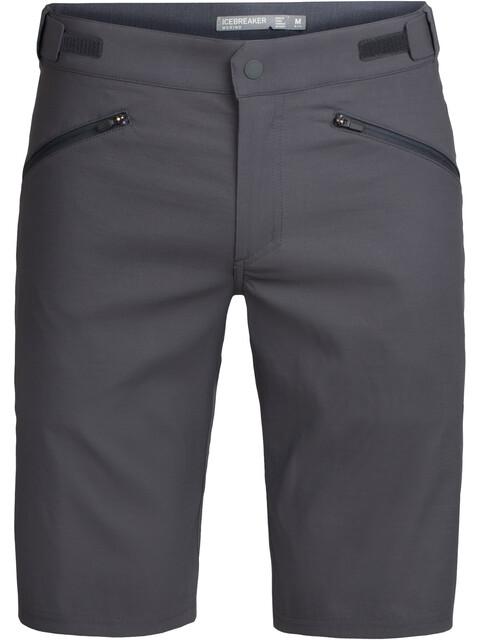 Icebreaker Persist - Pantalones cortos Hombre - gris